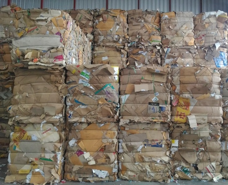 Bales & Scrap paper with high quality 1. Product Type: Waste Paper 2. Type: OCC, ONP, OMG, YELLOW PAGES, A3, A4 WASTE PAPER 3. P