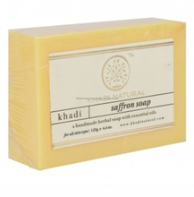 Khadi Natural Herbal Saffron Soap