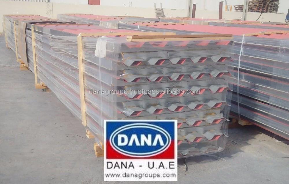 Pir Puf Sandwich Panel Supplier Dana Steel