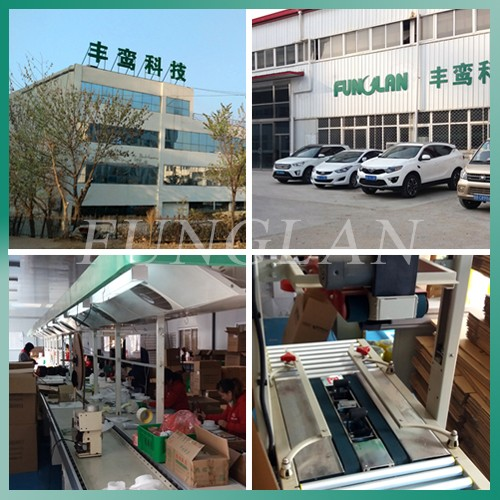 China Qingdao funglan factory KJ168 custom air freshener