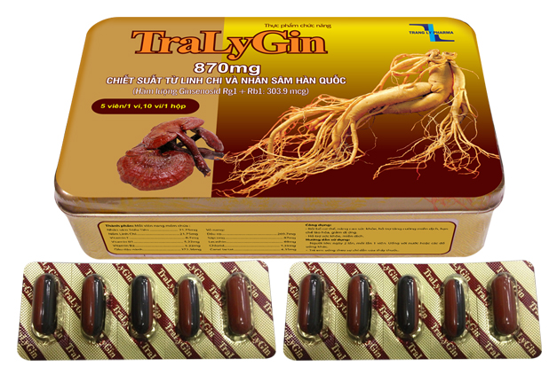 TRALY GIN TL product - Food supplements items, Strengthen the body & immune system, good for health