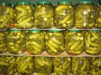 VietNam Canned Baby Cucumber / Gerkins/ Good taste/ Viet Nam Picked Cucumber