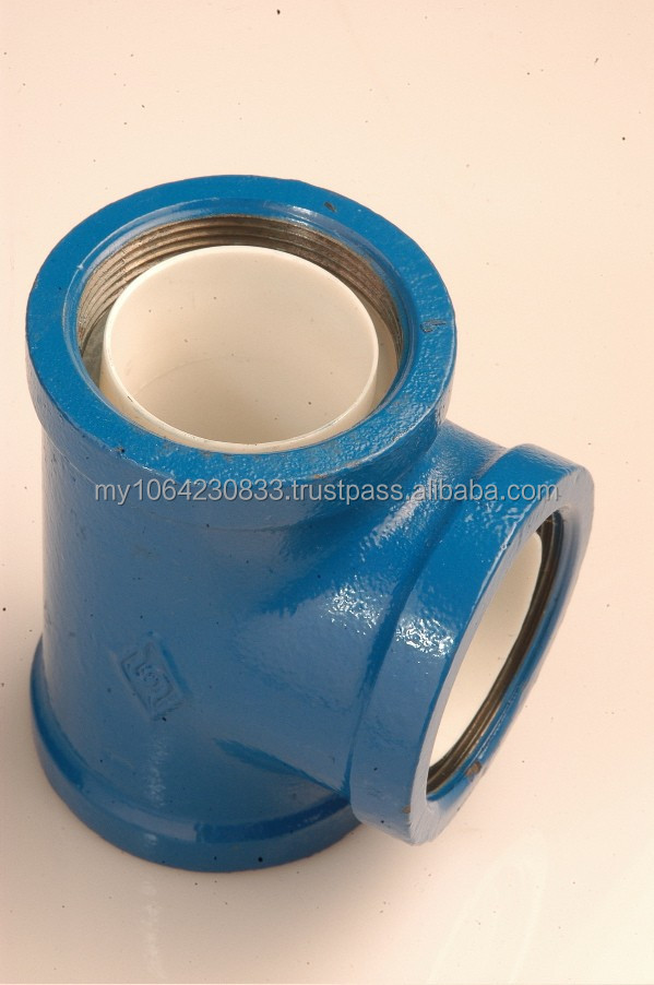 Equal Tee Steel Pipe Fitting