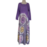 Gamis Combed Tie Dye 2