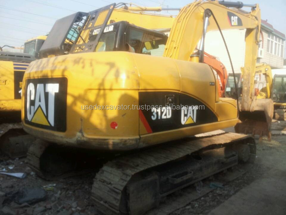 used excavator Carter 312D