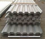GI Corrugated Sheet Manufacturer for Roofing and boundary wall in Dubai UAE Abu Dhabi