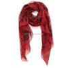 100% Pure Silk Hand Painted Lady Women Scarf Hijab scarf scarves
