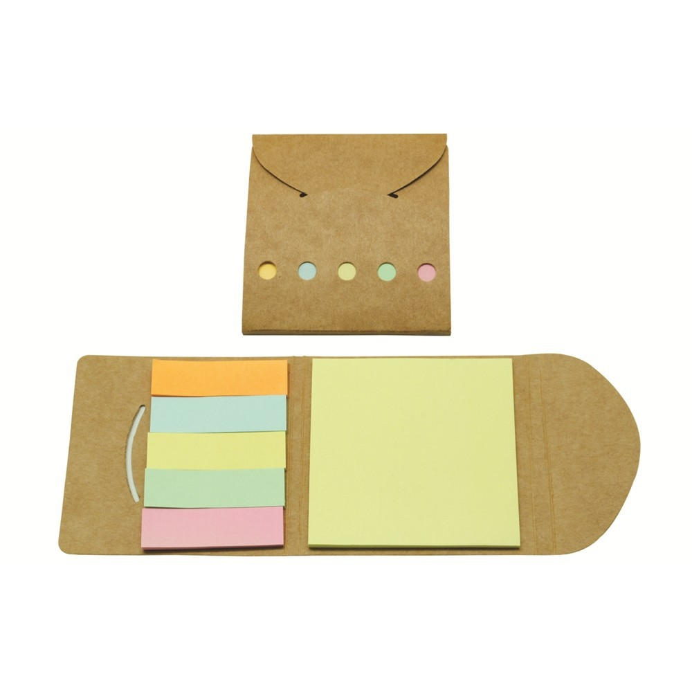 50pcs Recycle Sticky Notepad(S0019)
