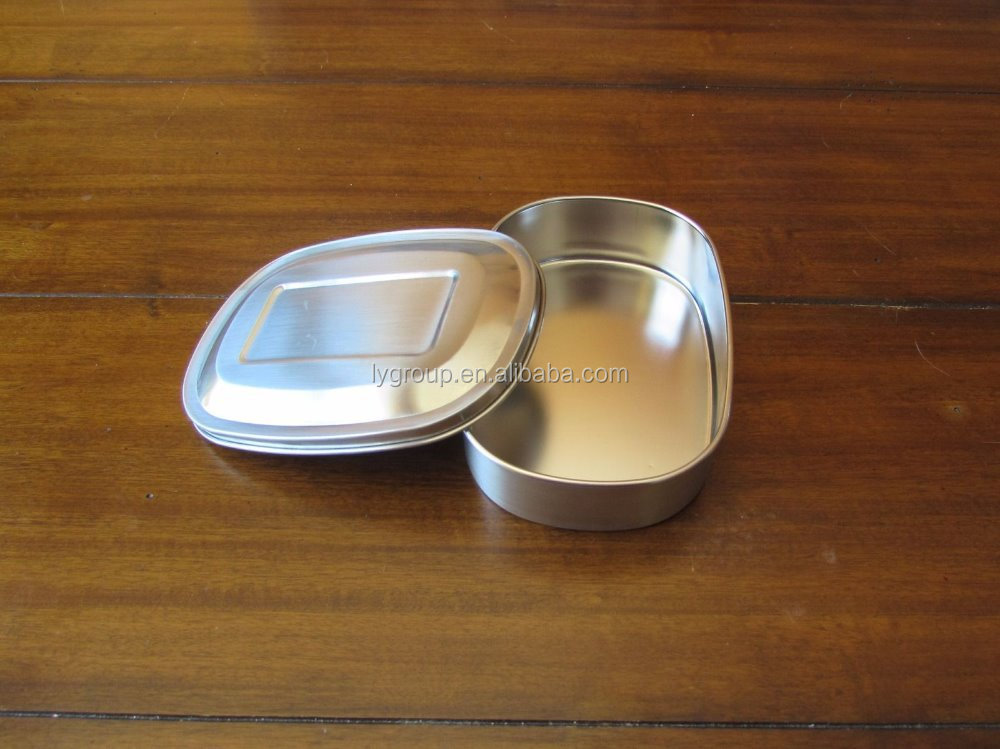 tin container testing Metal containers have straight sides and flat bottoms for sample storage they include tight-fitting slip cover lids to fit container bottom during drying.