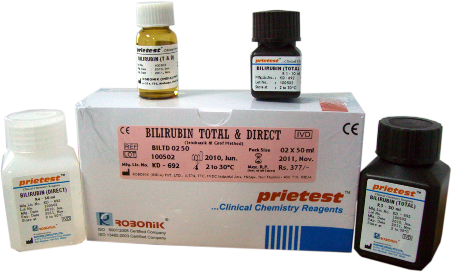 clinical chemistry total bilirubin versus direct Direct bilirubin is a measurement of conjugated bilirubin jaundice can occur as a result of problems at each step in the metabolic pathway jaundice of the newborn where direct bilirubin is elevated includes idiopathic neonatal hepatitis and biliary atresia 1 tietz textbook of clinical chemistry.