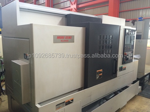 Reliable mini metal CNC milling machine used in good condition