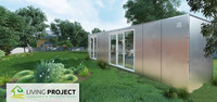 Container home made in the Netherlands, Best buy!