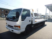 USED TRUCKS - ISUZU ELF CAR CARRIER TRUCK (RHD 821114 DIESEL)