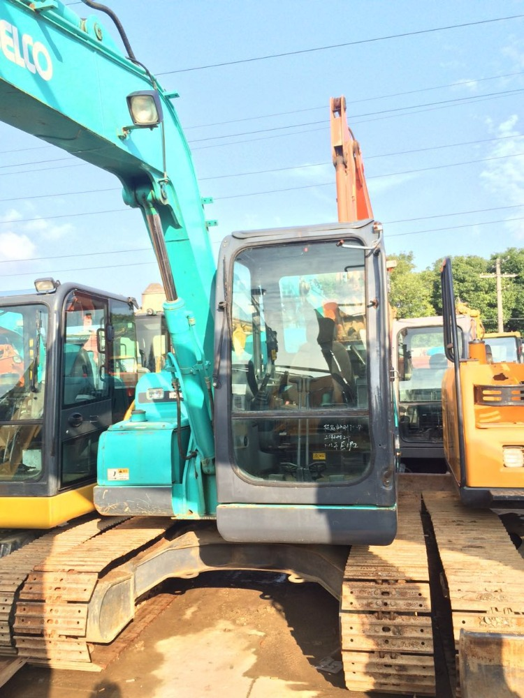 Used Japan Kobelco SK75-8 7.5ton crawler excavator ,used Japan excavator