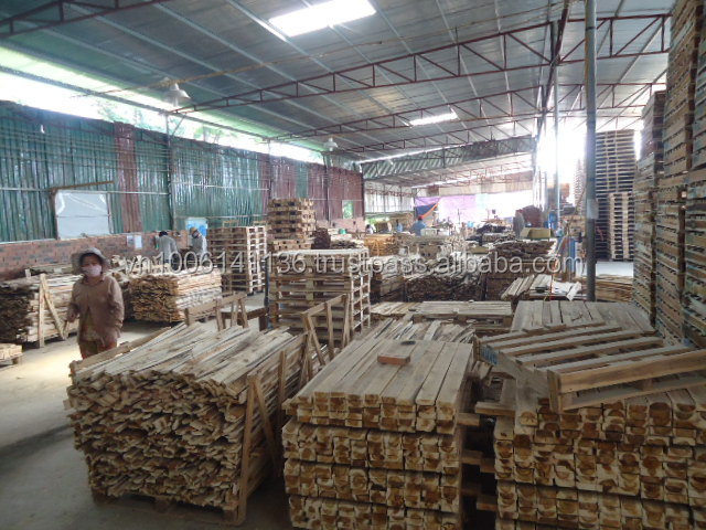ACACIA WOOD LUMBER/TIMBER RAW MATERIAL DRY SAWN TIMBER FOR MAKING PALLET
