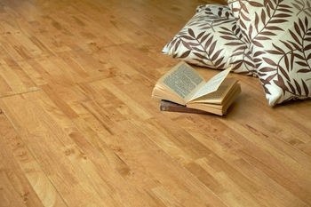 Solid Wood Flooring Traditional Oak colour