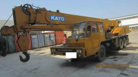 used Kato 20t crane for sale in Shanghai made in Japan in good condition