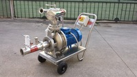 Flotation/Clarification unit in aisi 304 stainless steel