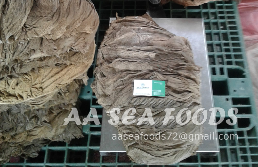 Product Dried Salted Omasum Drying Process FD