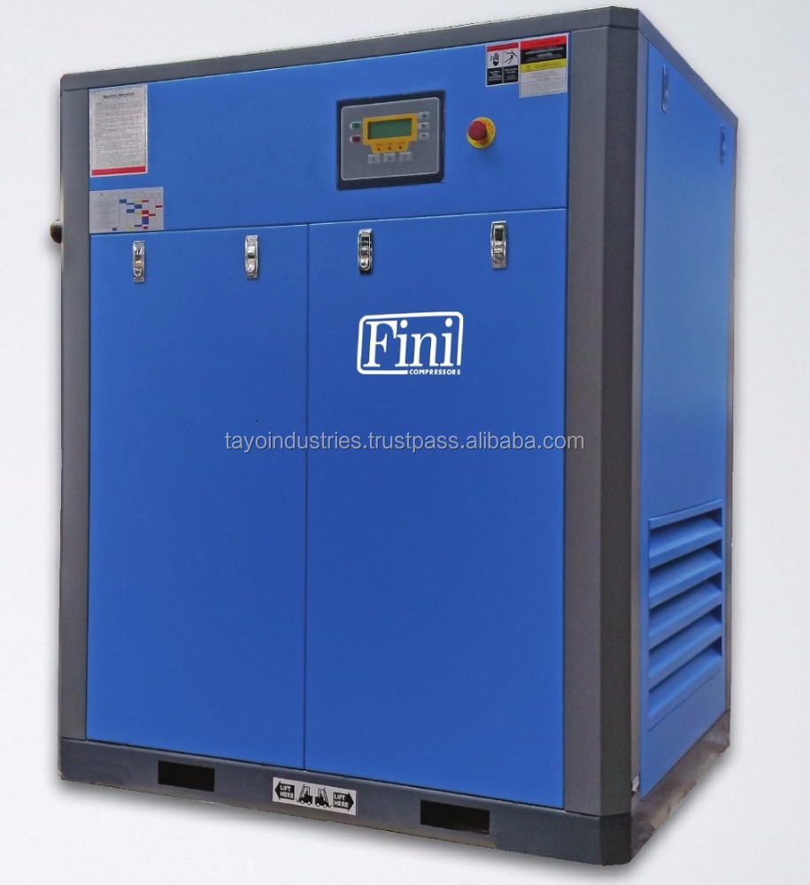 Super Silent 10hp Screw Air Compressor