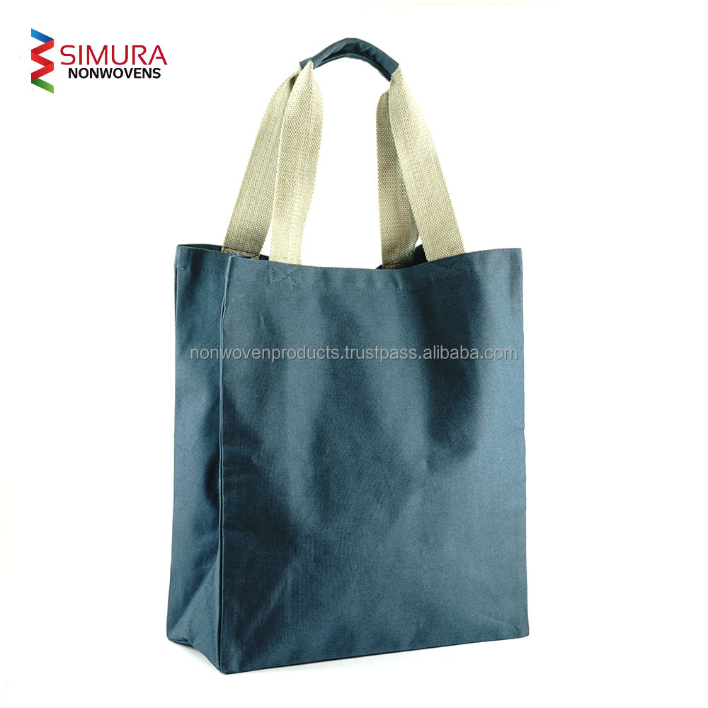 Large Size Cotton Tote Shopping Bag