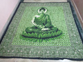 buddha printed tapestry new