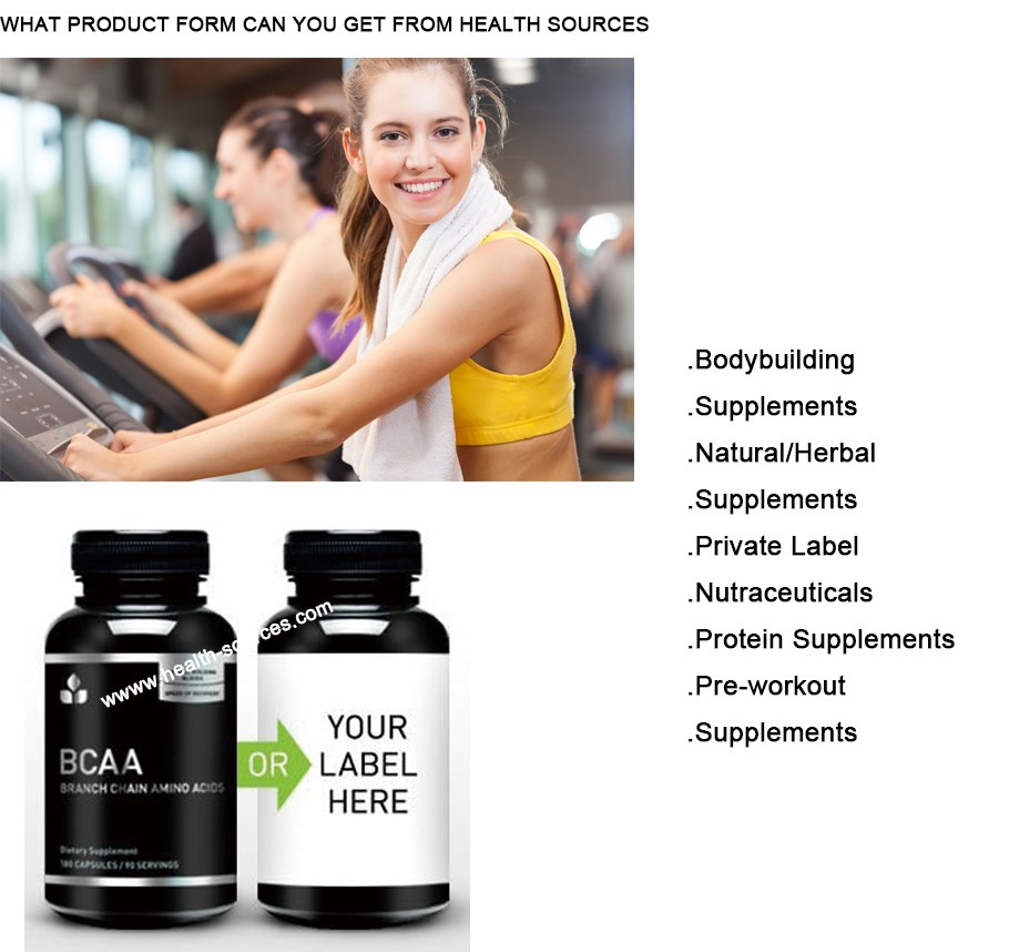 Wholesale bodybuilding supplement AAKG capsules