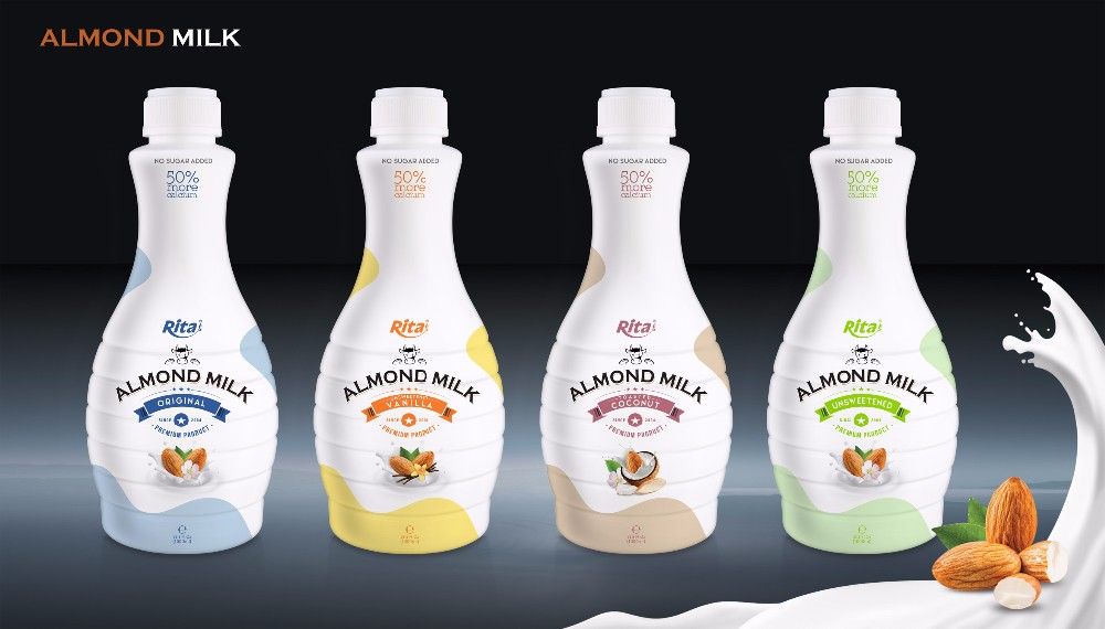 1000ml Coconut Flavor Almond Milk