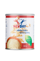 New Day oat flakes