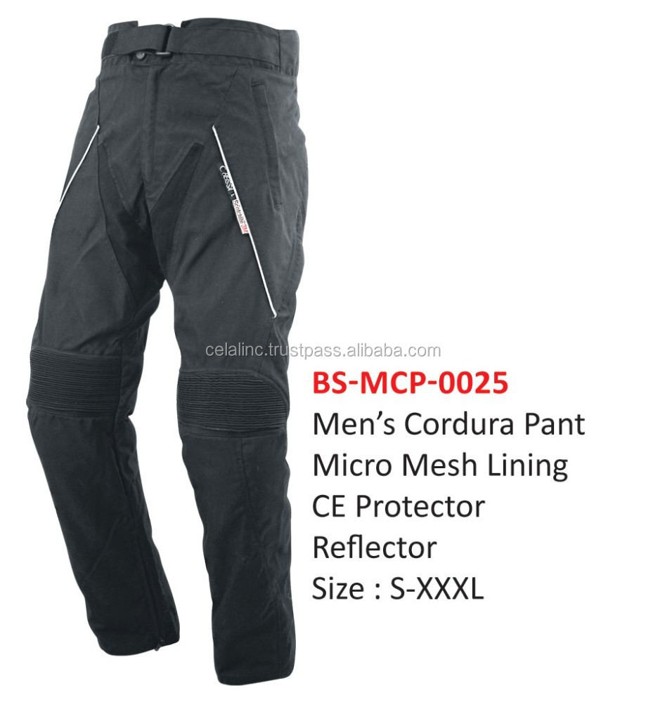 Motorcycle Riding Cordura Pant with New Style