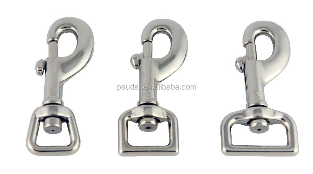 Made in Taiwan Products Quality Metal Snap Hook