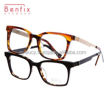 2015 New Glasses Frame Style Made In Korea - Buy 2015 New ...