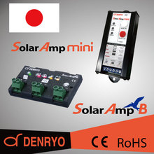 Japanese high quality and low cost English instruction to solar charge controller 20a
