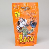 DOG TREATS JUST FOR ME BACON FLAVOR 6OZ (170G) ZIPPER BAG #0258
