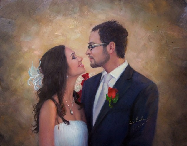 PORTRAIT DRAWING / PAINTING SERVICES