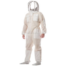 Full Body Ventilated Bee keeping Suit/BEEKEEPING BEE SUIT VENTILATED 3 LAYER MESH ULTRA COOL BREEZE