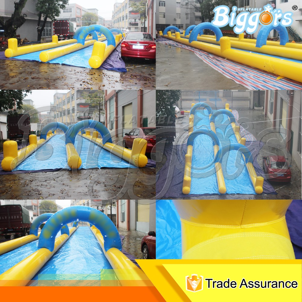 PVC Material Inflatable Slide Commercial Inflatable Water Slide Kids Water Slides