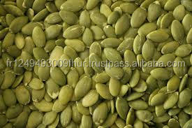 organic bulk pumpkin seeds shine skin / pumpkin kernels shine skin for sell