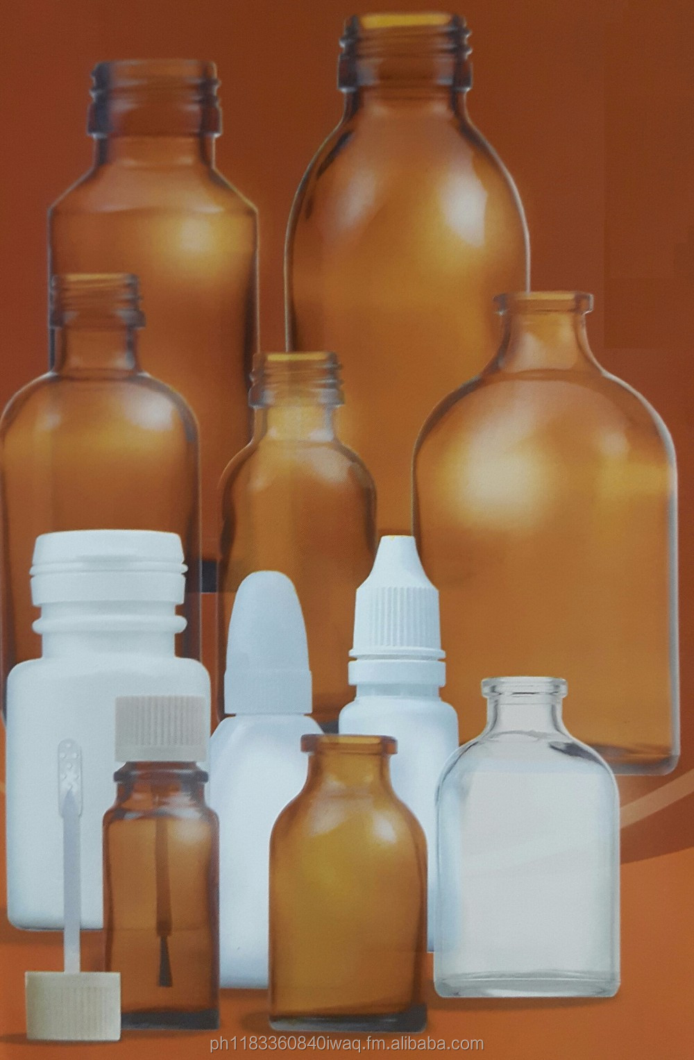 Pharmaceutical and cosmetic packaging products