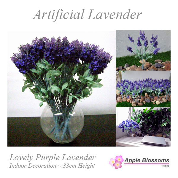 Artificial Lavender Flower