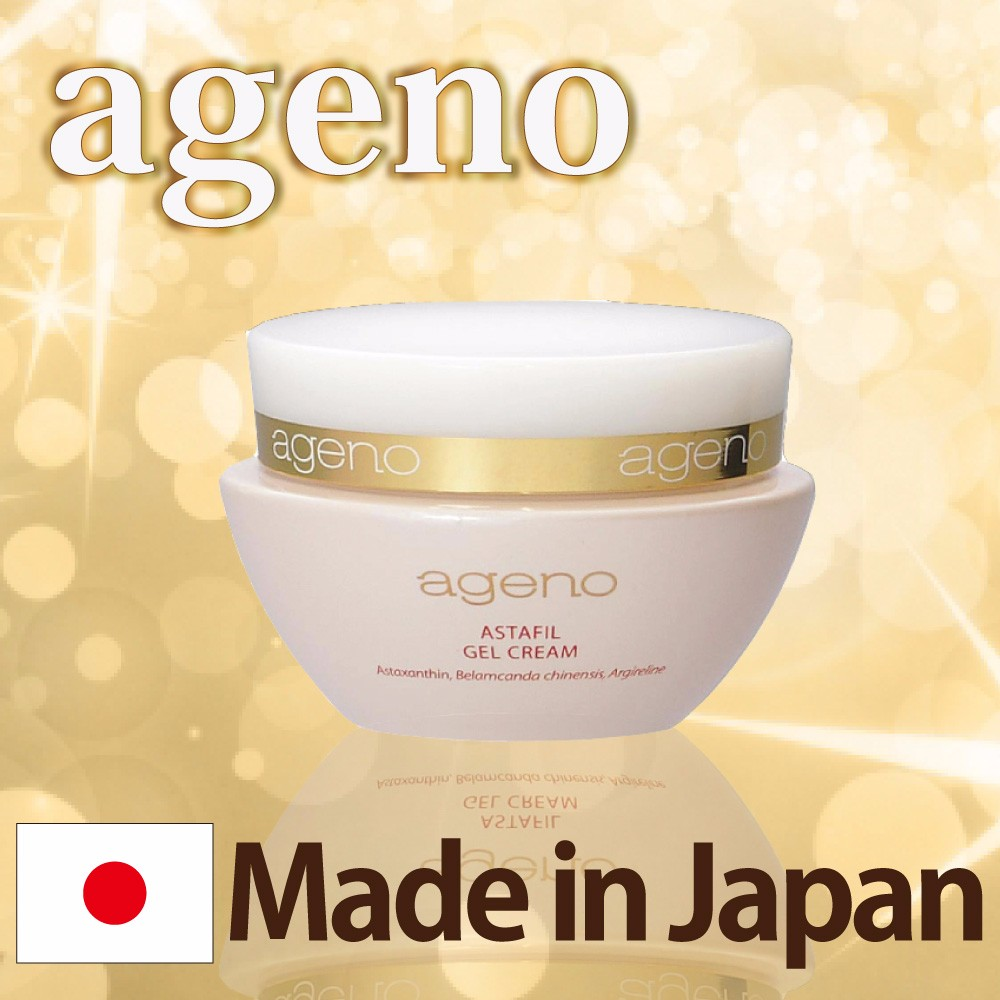 High quality and Moisturiing cosmetic contains astaxanthin with multiple functions made in Japan