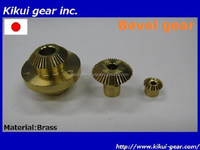 Functional Japanese bevel gear parts transmission available in variety of materials