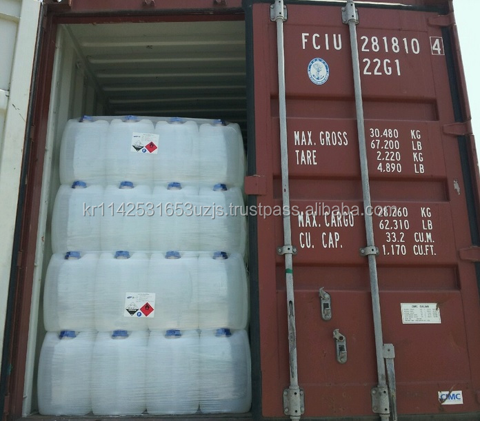 Reliable Korea chemical Acetic Ester Korea chemical supplier 99.8% Acetic Acid Glacial chemical
