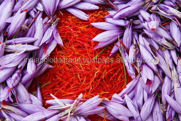Pure Mogra Saffron from Kashmir India