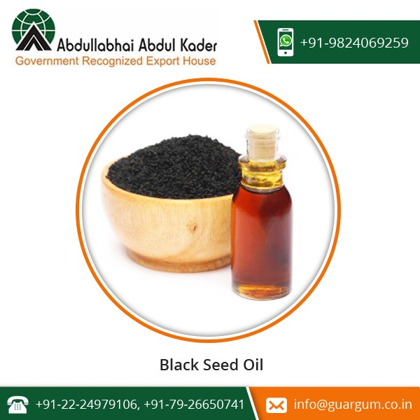 2017 Widely Selling Black Seed Oil for Blood Pressure and Cancer Treatment
