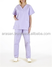 Cheap priced medical scrub / Nurse uniform