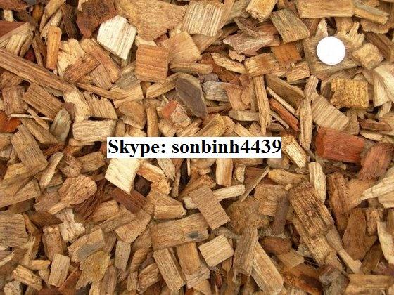 Wood chips acacia eucalyptus pine rubber bulk