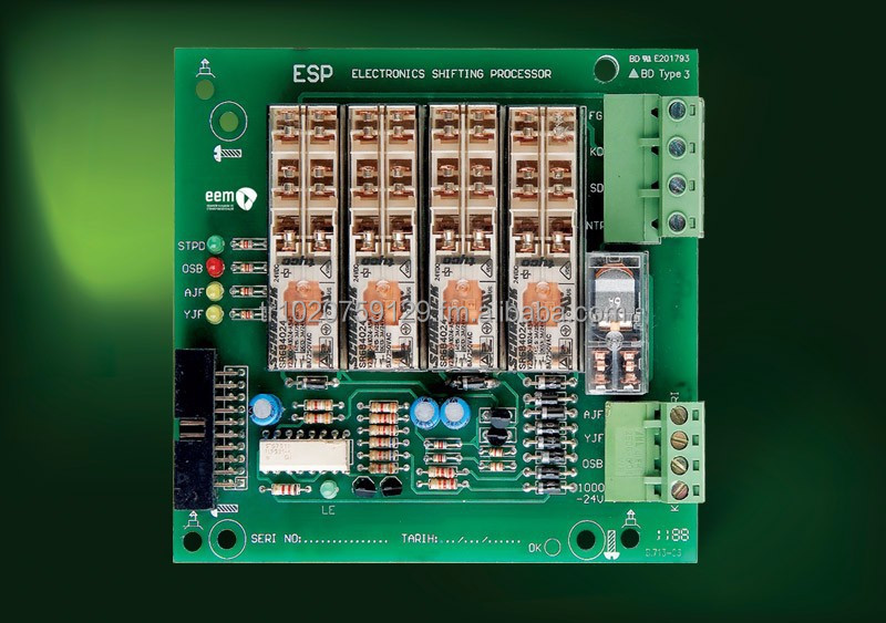 ESP Door Bridge Cards