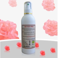 Bulgarian rose flower water - Organic certified