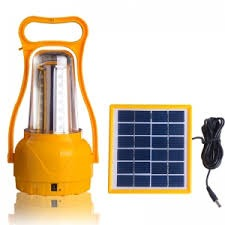LED Solar Camping Light and Cell phone charger